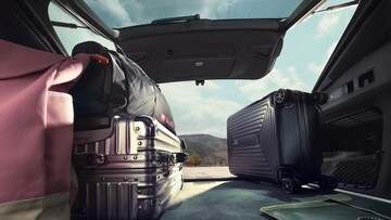 Audi RS 6 Avant Boot Luggage - Audi Australia